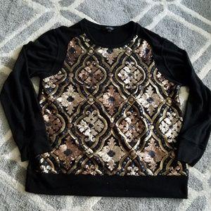 Karen Kane soft sweater shirt